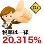 FX 税金とは